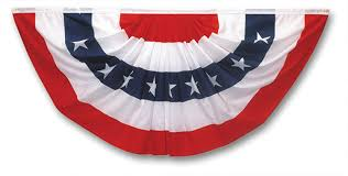 3x5 Foot Flag Valley Forge Flag 3 Foot X 6 Foot Pleated Full Fan Flag With Stars