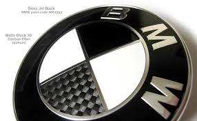 black and white bmw roundel shadowline matte gloss black window trim roof vinyls