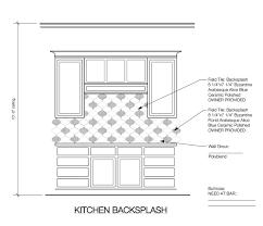 Kitchen Cabinet Specification Interior Decorating Bella Vista Company