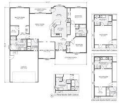 floor plans for ramblers valine