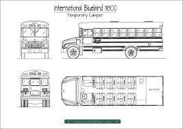 School Bus Floor Plan | school bus floor plan 2