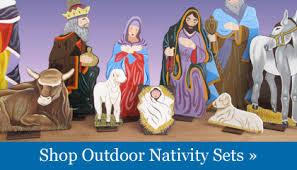 nativity and decor christmasnightinc