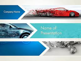 powerpoint themes free cars car powerpoint template daway dabrowa co