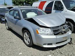 2008 silver dodge avenger 1b3lc56r18n659681 2008 silver dodge avenger sx on sale in or