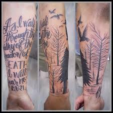 trees tattoos inked on instagram