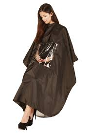 hair fashion smocks make sure clients are comfortable with the right shoo capes