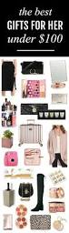 gifts for her under 100 mac lipstick designer bags and