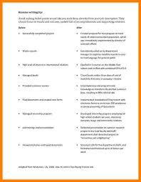 resume bullet points 7 bullet points on resume memo heading