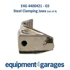 gs steel clamping jaws tyre changer spares replacement parts