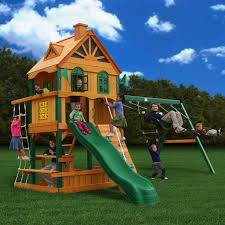 Backyard Playground Slides How To Keep Kids Safe On The Playground