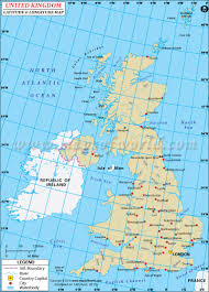 Map England by Uk Latitude And Longitude Map