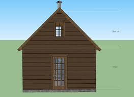 dennis ringler 12x16 grid house simple solar homesteading contest submissions simple solar homesteading