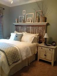 Shabby Chic Guest Bedroom - tranquil bedrooms decoration ideas