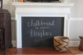 fresh magnetic fireplace cover decoration ideas collection