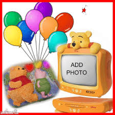 pooh bear happy birthday imikimi