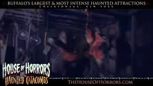 best haunted houses in buffalo axs