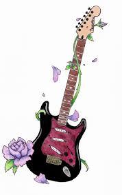 Guitar Tattoo Designs Ideas Cool Guitar Tattoo Design Ideas Art Tattoomagz
