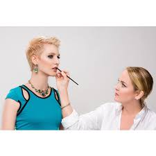 Make Up Classes In Va Sherri Jessee Giving Caitlyn Harman Make Up Lessons Located In