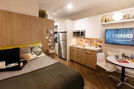 here u0027s what the micro apartments will look like at bedrock u0027s 28