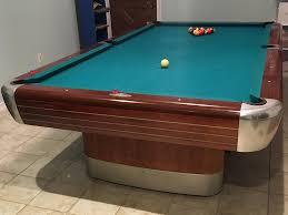 pre owned pool tables u0026 game room furniture