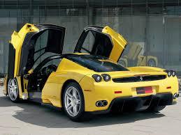 ferrari yellow picture yellow ferrari car door open free backgrounds