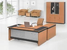 L Shape Office Desk by Small Office Table Design Table Ideas Dark Brown Wooden U Shape