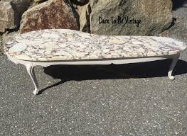 mid century marble coffee table mid century marble kidney shape coffee table hollywood regency