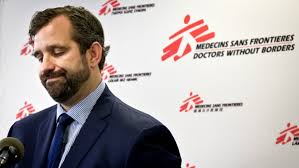 Hospital Executive Director Doctor U0027s Without Borders Takes Unprecedented Action Against Us