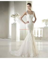robe mari e sirene dentelle robe de mariée sirène 2015 tulle dentelle avec bretelles robe de
