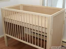 Free Woodworking Plans For Baby Furniture by How To Make A Crib By Don Heisz