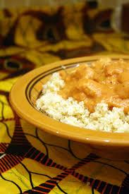 cuisine malienne mafé maffé ou riz sauce arachide belette cuisine