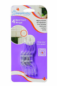 amazon com dreambaby blind cord wraps 4 count pack of 2 baby