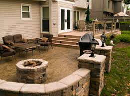 Stamped Concrete Patio Design Ideas by Images About Patio Stamped Concrete Fire Newest Decks With