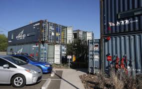 shipping containers offer welcome homes in phoenix naples herald