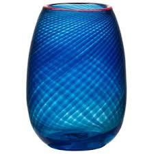 Kosta Boda Atoll Vase Buy Kosta Boda Atoll Vase Petrol Online At Johnlewis Com Polyvore