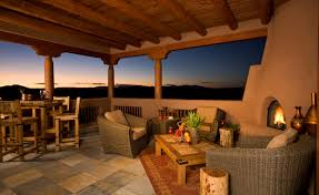 Adobe Style Houses by Sivage Homes New Homes Las Campanas And Mariposa Albuquerque