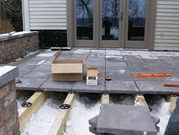Pedestal Installation Pedestal Paving Deck Beam Install Paving Pinterest Valley
