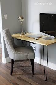 Diy Writing Desk Easy Diy Writing Desk With Pencil Drawer Sawdust