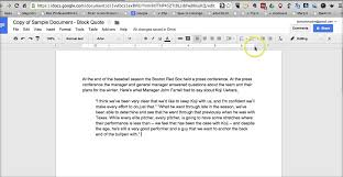 quote blockquote html how to create block quotes in google documents youtube