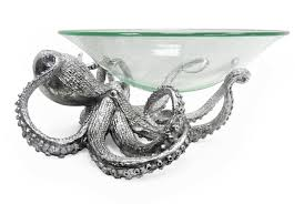 Decorative Bowls Home Decor Home Decor Octopus Bookend Shop Online Clint Eagar Design