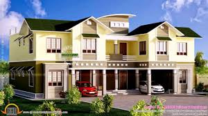 duplex style house design youtube