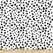 premier prints togo white black discount designer fabric