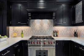 designer kitchen backsplash contemporary kitchen backsplash kitchen contemporary with beverage