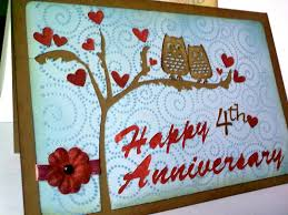 4 year wedding anniversary gift ideas for 4th wedding anniversary gifts weddingood