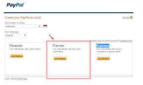 cara membuat paypal online cara membuat akun paypal web hosting murah unlimited