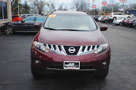 nissan rogue exterior colors 2009 nissan murano sl burgundy sport used suv sale