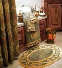Kohls Floor Ls Decorative Bath Towels Blue And Brown Decorative Bath Towels