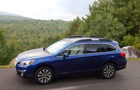 first subaru outback suv review 2015 subaru outback 3 6 limited driving