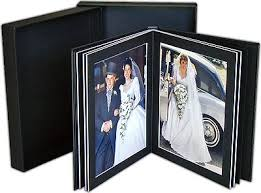 portobella 8x10 portfolio photo albums with deluxe black box