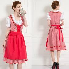 Beer Maid Wench Costume Oktoberfest Couple Gretchen German Fancy by Compare Prices On German Dresses Online Shopping Buy Low Price